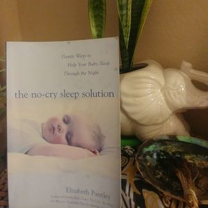 Other - The no-cry sleep solution book